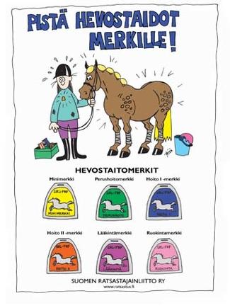 Hevostaitomerkit
